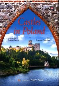 Zamki w Polsce B5 (wersja ang.) - okładka książki