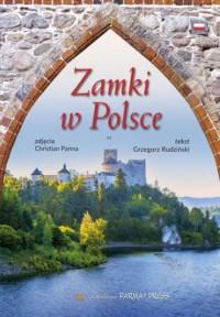 Zamki w Polsce B5 (wersja pol.) - okładka książki