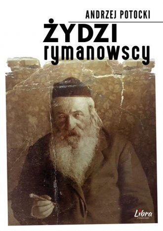 Żydzi rymanowscy - okładka książki