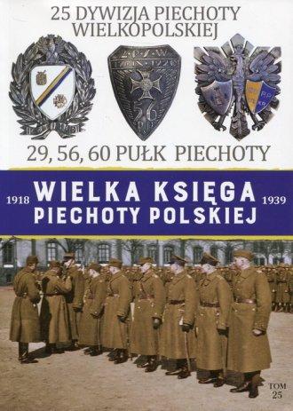 25 Dywizja Wielka Księga Piechoty - okładka książki