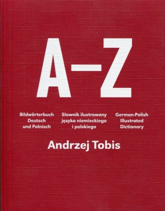 A-Z Słownik ilustrowany języka - okładka książki