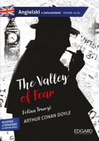 Angielski z ćwiczeniami The Valley of Fear - okładka podręcznika