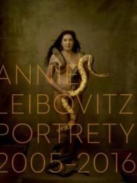 Annie Leibovitz. Portrety 2005-2016 - okładka książki