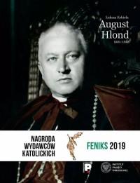 August Hlond 1881-1948 - Łukasz Kobiela - okładka książki