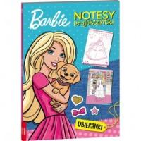 Barbie. Notesy projektantki - okładka książki