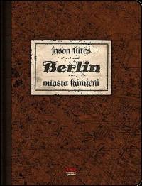 Berlin miasto kamieni - okładka książki
