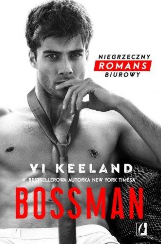 Bossman - okładka książki