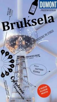 Bruksela przewodnik Dumont - okładka książki