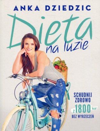 Dieta na luzie - okładka książki