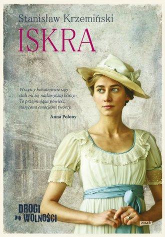 Drogi do wolności Iskra - okładka książki