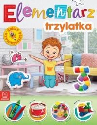 Elementarz 3-latka. Świat przedszkolaka - okładka książki