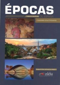 Epocas de Espana. Ćwiczenia - okładka podręcznika