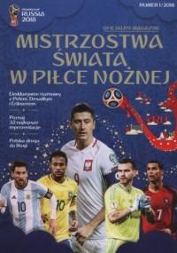 FIFA -Mistrzostwa Świata w Piłce Nożnej. Oficjalny Magazyn - okładka książki