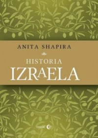 Historia Izraela - okładka książki