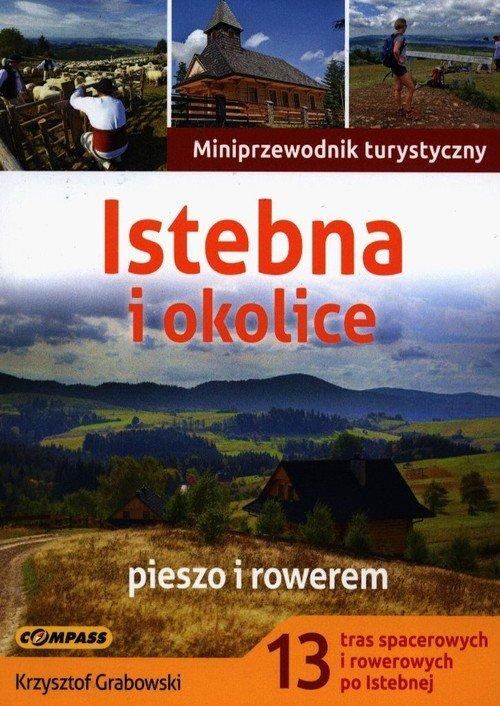 Istebna i okolice. Miniprzewodnik - okładka książki