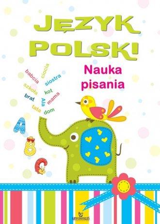 Język polski. Nauka pisania - okładka podręcznika