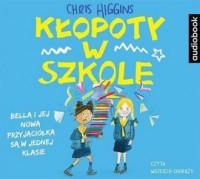 Kłopoty w szkole - pudełko audiobooku