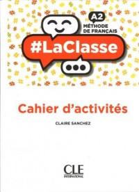 La Classe A2. Ćwiczenia - okładka podręcznika