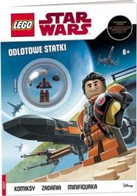 LEGO Star Wars. Odlotowe statki - okładka książki