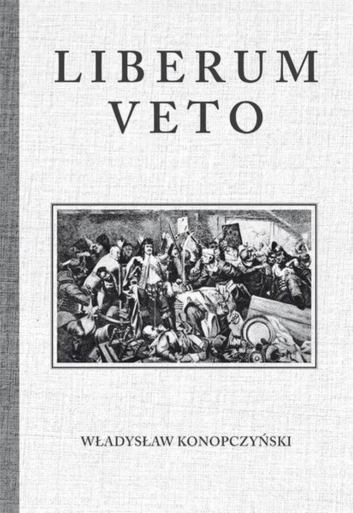 LIBERUM VETO - okładka książki