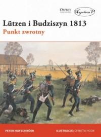 Lutzen i Budziszyn 1813. Punkt zwrotny - okładka książki