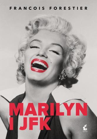 Marilyn i JFK - okładka książki