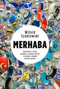 Merhaba. Reportaże z tomu - okładka książki