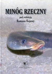 Minóg rzeczny - okładka książki