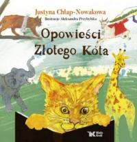 Opowieści Złotego Kota - okładka książki