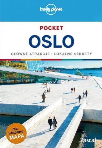 Oslo pocket. Lonely Planet - okładka książki
