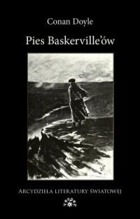 Pies Baskervilleów - okładka książki