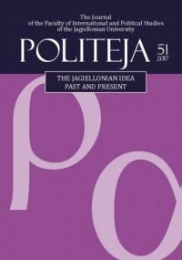 Politeja nr 51/2017 - okładka książki