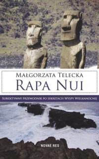 Rapa Nui - okładka książki