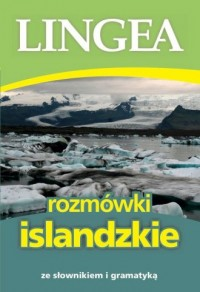 Rozmówki islandzkie ze słownikiem i gramatyką - okładka podręcznika