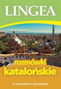 Rozmówki katalońskie ze słownikiem i gramatyką - okładka podręcznika