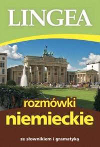 Rozmówki niemieckie ze słownikiem i gramatyką - okładka podręcznika