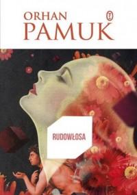 Rudowłosa - okładka książki