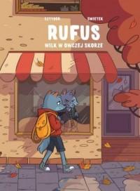 Rufus. Wilk w owczej skórze - okładka książki