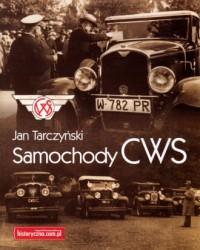 Samochody CWS - okładka książki