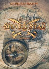 Silver Stag. Republika piratów - okładka książki