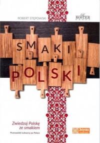 Smaki Polski - okładka książki