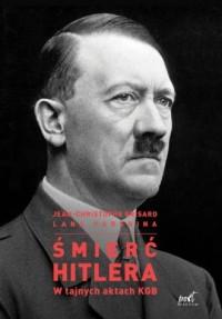 Śmierć Hitlera. W tajnych aktach - okładka książki