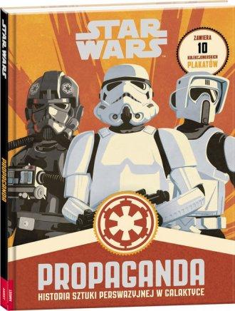 Star Wars. Propaganda - okładka książki