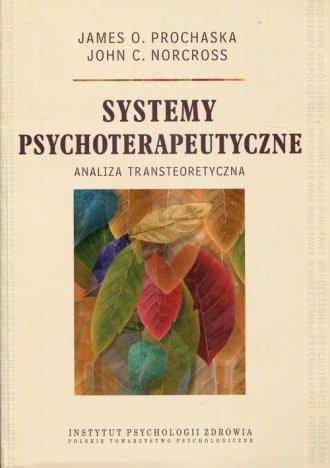 Systemy psychoterapeutyczne. Analiza - okładka książki