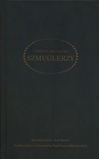 Szmuglerzy - okładka książki