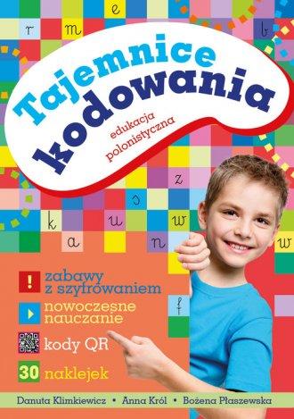 Tajemnice kodowania. Edukacja polonistyczna - okładka podręcznika