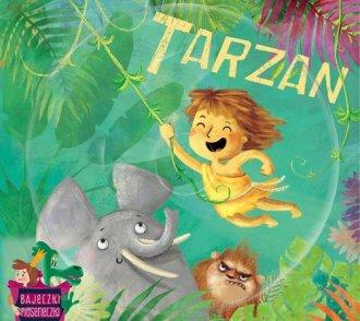 Tarzan - pudełko audiobooku