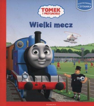 Tomek i przyjaciele. Wielki mecz - okładka książki