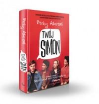 Twój Simon Simon oraz inni homo sapiens - okładka książki