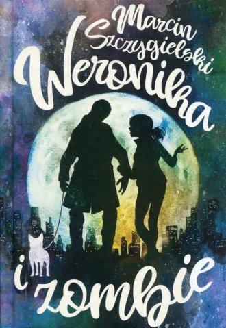 Weronika i zombie - okładka książki